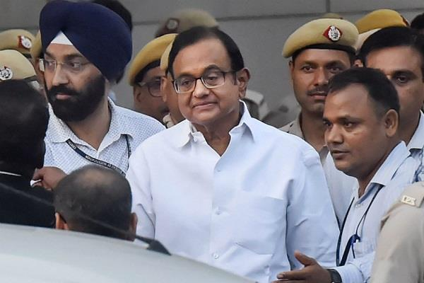 decision on chidambaram s bail plea may come today