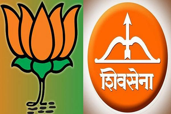 off the record bjp leadership adopts soft attitude towards shiv sena