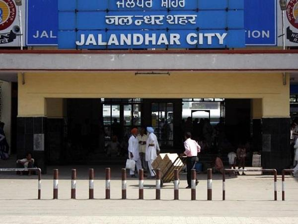 dead body found from city railway station