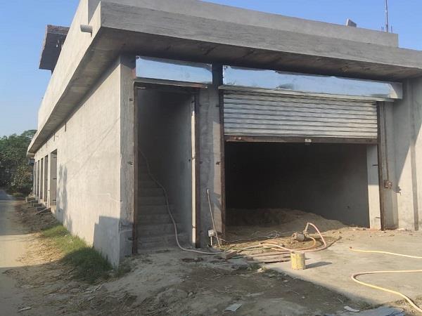illegal shops in village mandiala