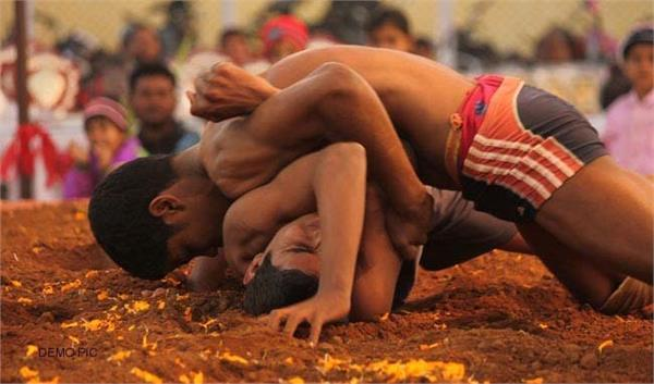 senior national wrestling championship begins today in punjab after 24 years