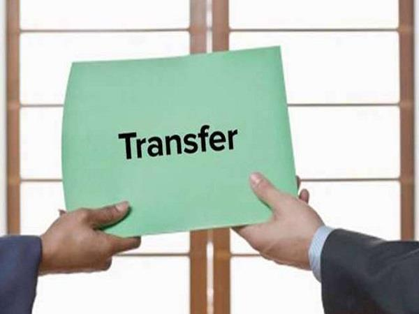 ias officers transferred again in mp see full list