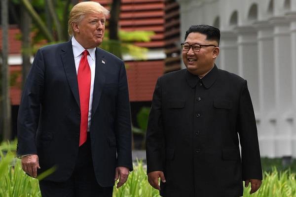 america is avoiding speaking on the issue of trump kim summit