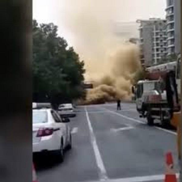 4 dead in highway flyover collapse in eastern china