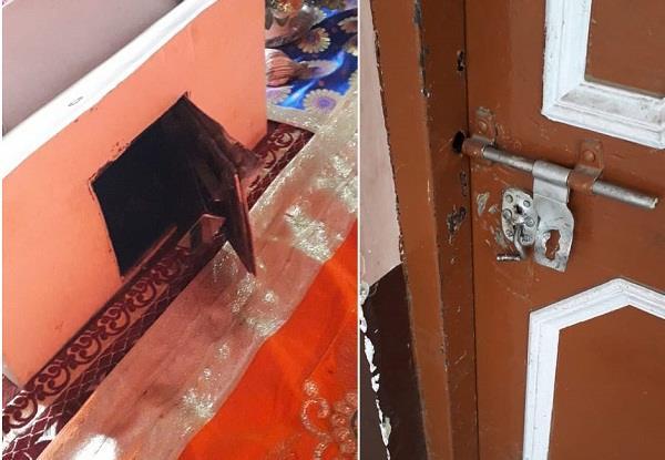 robbery at gurdwara sahib