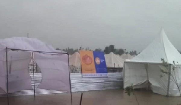 rain plays spoilsport in kartarpur sultanpur lodhi leaving 3 injured