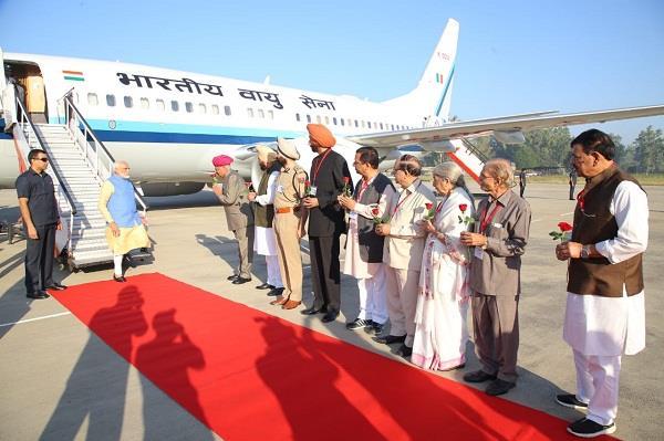 kartarpur corridor inauguration