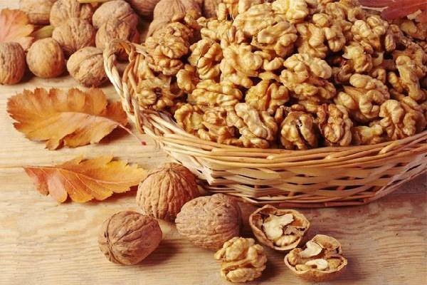 india california largest walnut market