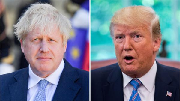 trump to attend nato summit in london days before uk election