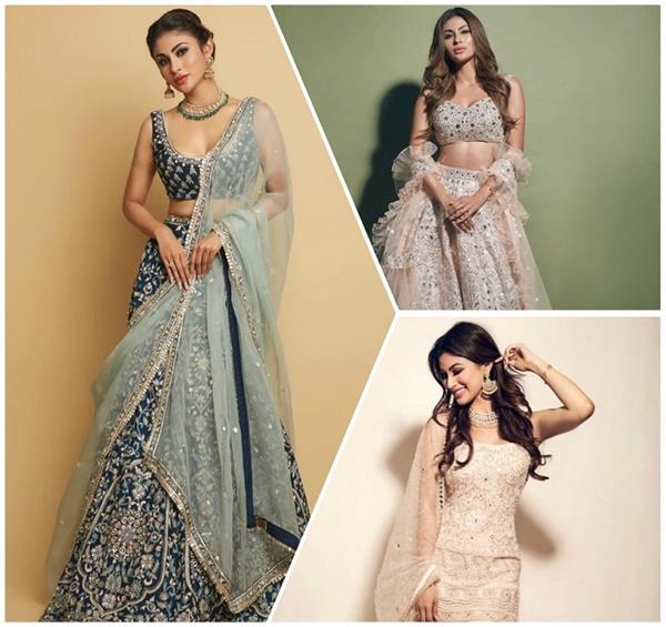 Fashion ! ट्राई करें मौनी की लेटेस्ट ट्रेडिशनल आउटफिट्स