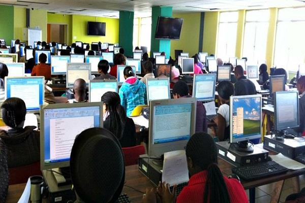 ssa has conducted online test for students of four districts