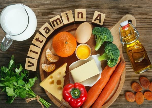 आंखों व बालों के लिए जरूरी है विटामिन A, इन चीजों में मिलेगा भरपूर