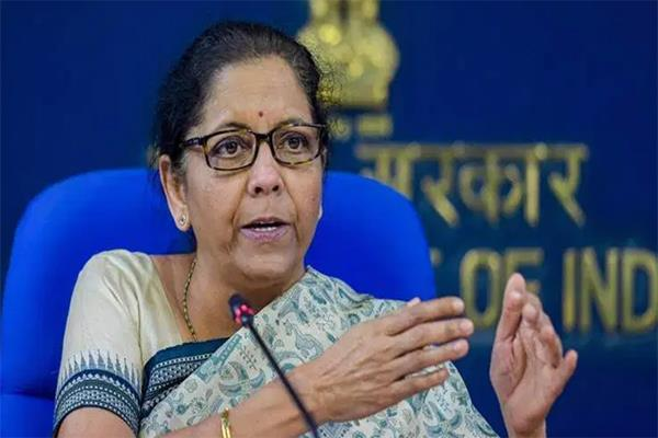 government wishes to address telecom sector concerns sitharaman