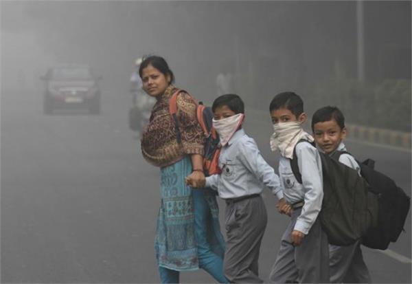 74 percent of parents want smog break in schools in delhi ncr