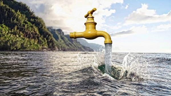 government shutting down free water policy
