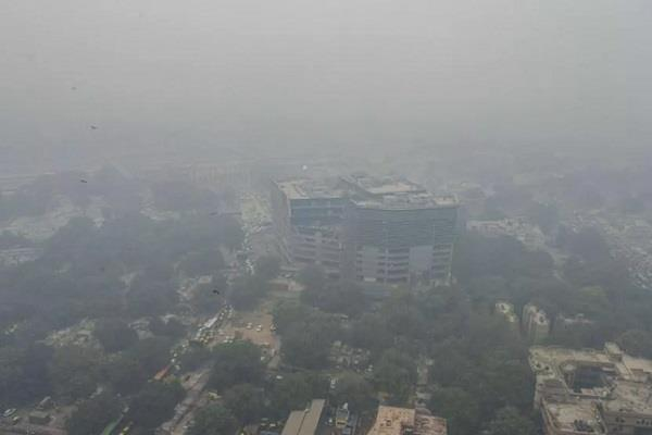 the situation in delhi is still bad