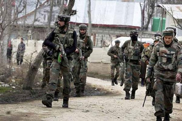 terrorists involved in threatening local people arrested from pulwama