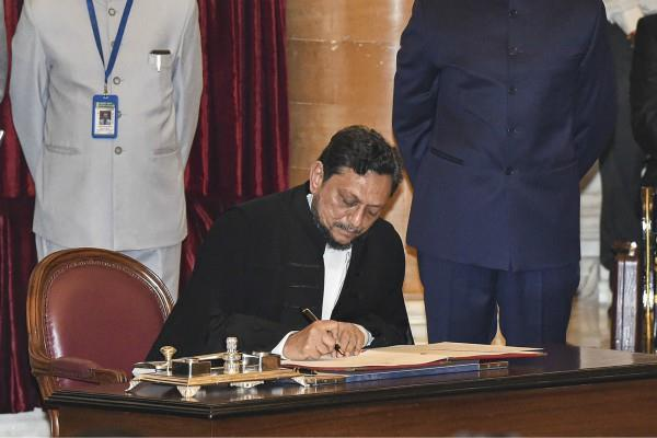 justice sharad arvind bobde becomes the 47th cji of the country