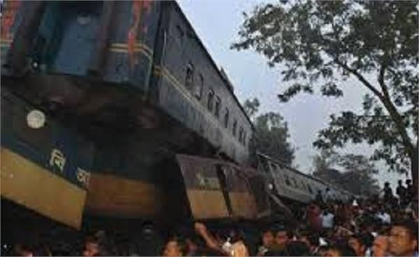 15 died in bangladesh train accident more than 50 injured