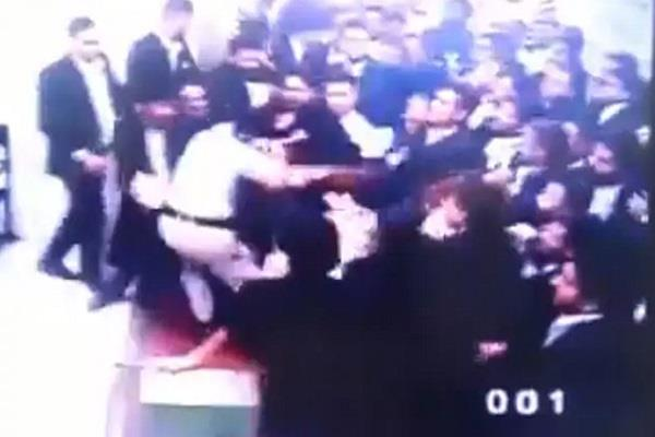 video of tis hazari court got viral