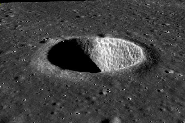 chandrayaan 2 sent 3d image of the moon