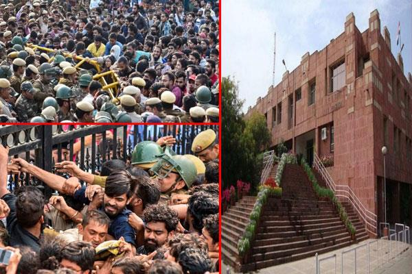 jnu students dress code and hostel restrictions lifted in jnu