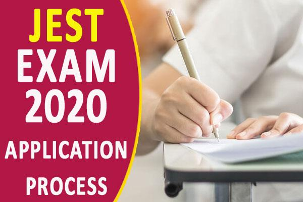 jest 2020 application process for exam starts check details soon