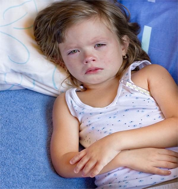 बच्चों में खराब पेट बन सकता है गंभीर बीमारी की वजह