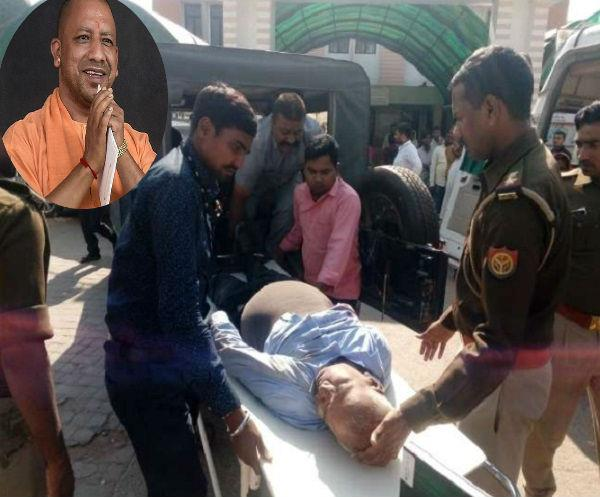 gorakhpur miscreants looted 11 lakhs after killing pump manager