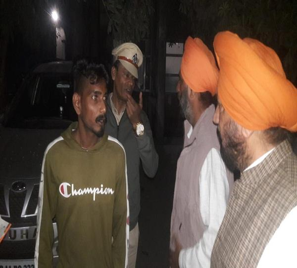 murder in khanna