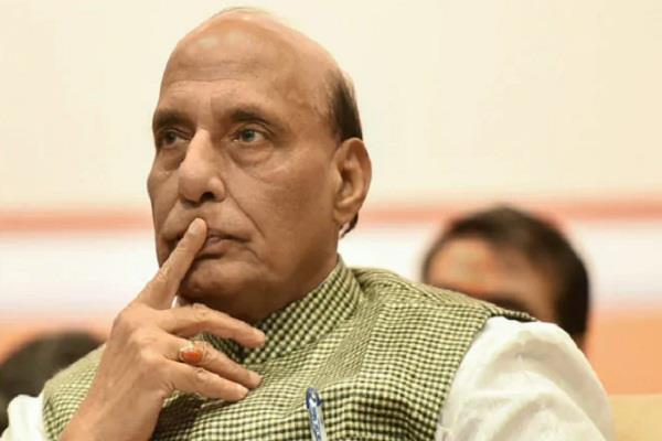 rajnath mourns death of army personnel and their porters in siachen