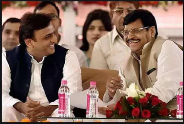 shivpal s big statement said will make akhilesh chief minister in 2022