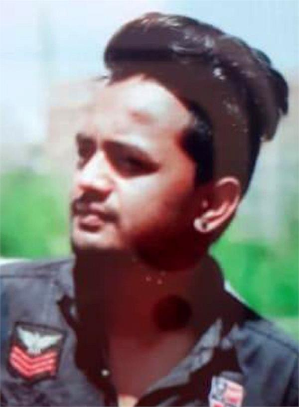 a young man died in road accident