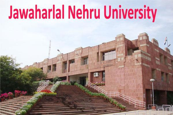 jnu students continue strike administration calls crpf and delhi police