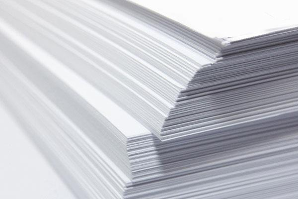 30 increase in imports raises paper industry concern