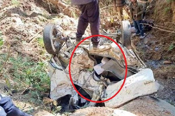 horrific accident alto falls in 700 m deep trench