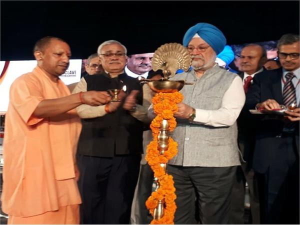 yogi inaugurates rera national session chairman says