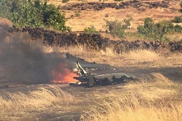 goa government will investigate mig 29 aircraft accident