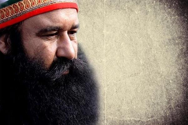 son in law and cousin honeypreet did not come to meet ram rahim in jail