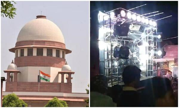 sc s decision on hc ban said allowed to play dj as per law