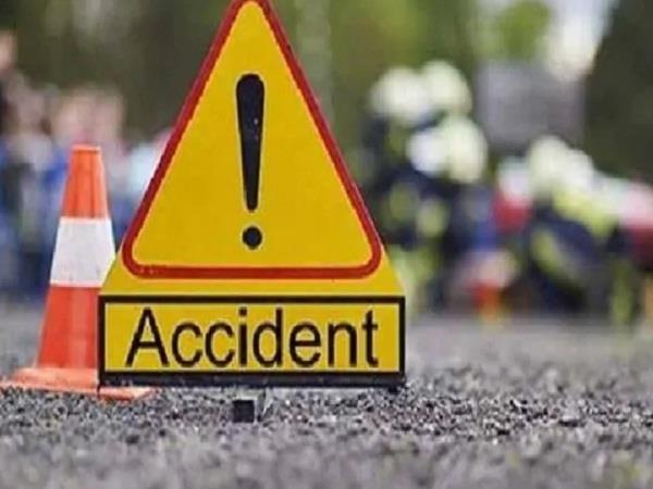 road accident in una