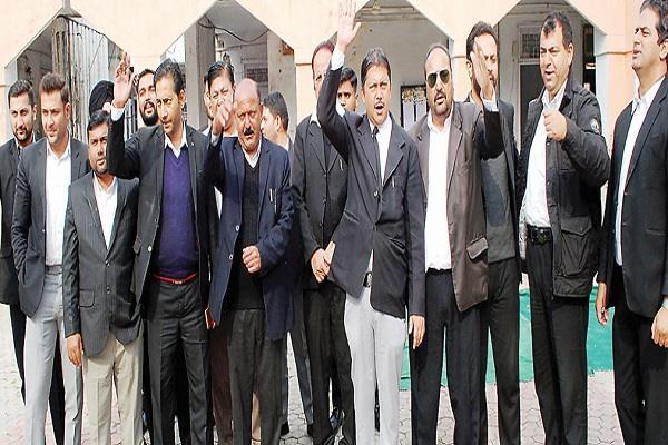 bar association extended strike till monday people upset work