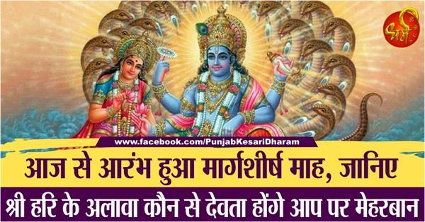 lord ganesh mantra in margashirsha month
