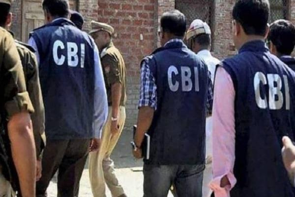 cbi raids on several locations including home of congress mla