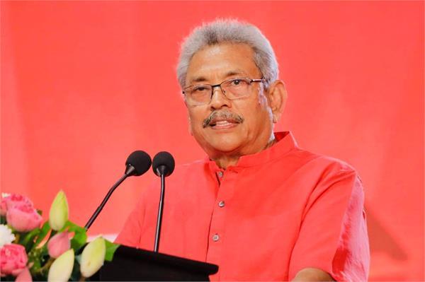 rajapaksa new president of sri lanka