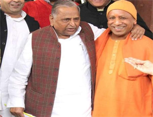 cm yogi congratulates mulayam singh yadav on his birthday