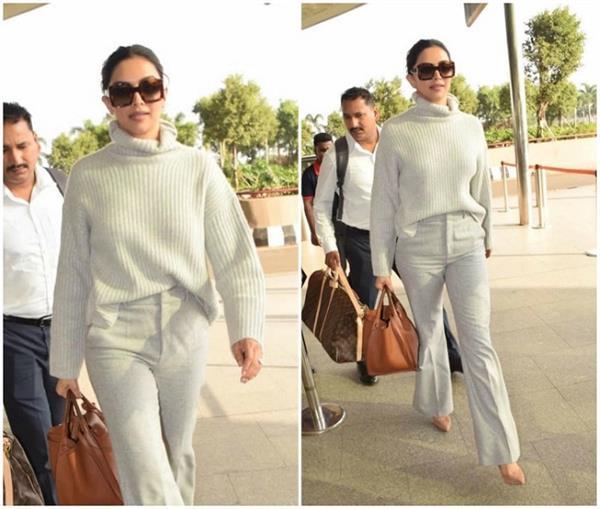 Bag Style ! दीपिका के कपड़ों से भी महंगा है उनका बैग
