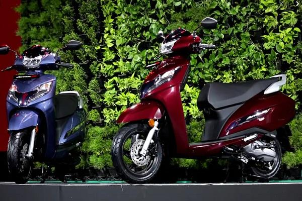 honda activa bs 6 the company sold 25000 scooters in just 2 months