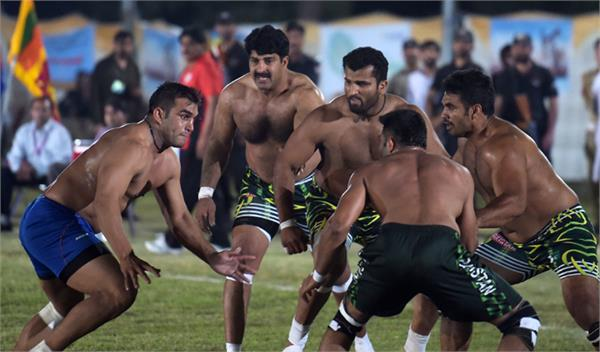 pak team will not participate in world kabaddi cup