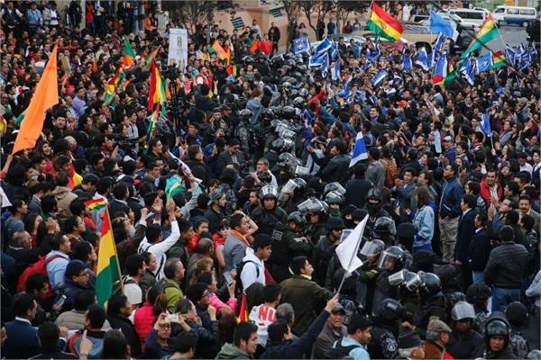people of 3 countries come on the streets against inflation